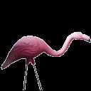 Flamingo, Pink Icon