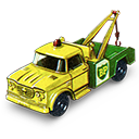 Truck, Wreck Icon