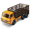Stake, Truck Icon