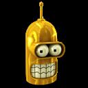 Bender, Glorious, Golden Icon