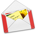 Gmail, Letter Icon
