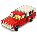 Ford, Pick, Truck, Up Icon