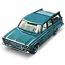 Station, Studebaker, Wagon Icon