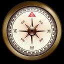 Compass, Correction, Iphone Icon