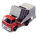 Ford, Refuse, Truck Icon