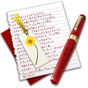 Bookmark, Diary, Ibuki's Icon