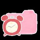 Ak, Candy, Clock, Folder Icon