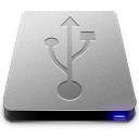 Drives, Hd, Icon, Remake, Slick, Usb Icon