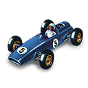 Brm, Car, Racing Icon