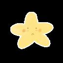 Ak, Sad, Starry Icon