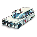 Ambulance, Cadillac Icon