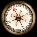 Compass, Iphone Icon