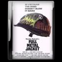 Full, Jacket, Metal Icon