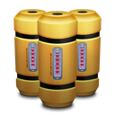 Canisters, Scream Icon