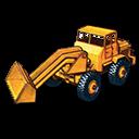 Hatra, Shovel, Tractor Icon