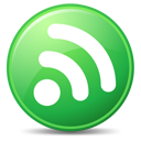 Feeds, Green Icon