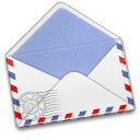 Airmail, Stamp Icon