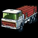 Daf, Girder, Truck Icon