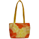 Bag, Orangeyellow Icon