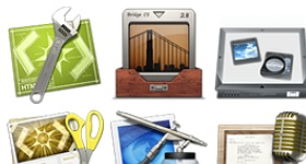 Adobe Creative Sense Icons