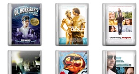 Movie Pack 3 Icons