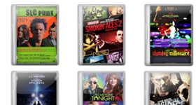 Movie Pack 8 Icons