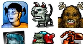 Gorts Icons Vol. 6 Icons
