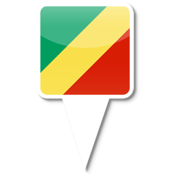 Brazzaville, Congo Icon