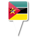 Mozambique Icon