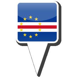 Cape, Verde Icon
