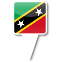 And, Kitts, Nevis, Saint Icon