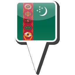 Turkmenistan Icon