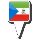 Equatorial, Guinea Icon