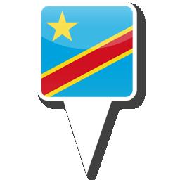 Congo, Kinshasa Icon