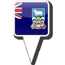 Falkland, Islands Icon