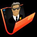 Blank, Folder, Sample Icon