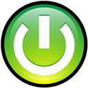 Button, On, Turn Icon