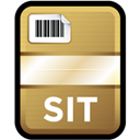 Compressed, File, Sit Icon