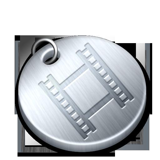 Movies, Shiny Icon