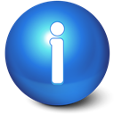 Ball, Cute, Info Icon