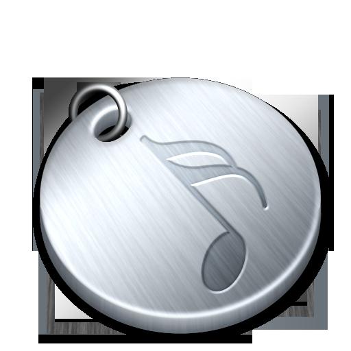 Music, Shiny Icon