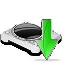 Down, Mypc Icon