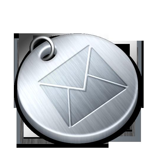 Mail, Shiny Icon