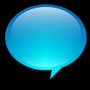 Balloon, Button, Talk Icon