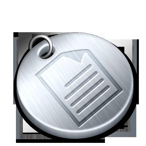 Documents, Shiny Icon