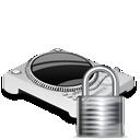Lock, Mypc Icon