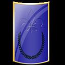 Blue, Spartan Icon