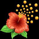 Flower, Pollen Icon