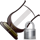 Lira, Lock Icon