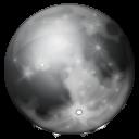 Full, Moon, Phase Icon